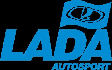 Принт Коврик для мыши Lada Autosport - FatLine