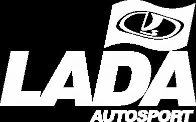 Принт Женская футболка поло Lada Autosport - FatLine