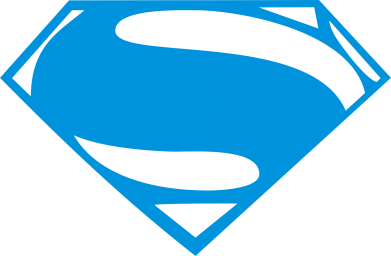 Принт Женская майка Superman Человек из стали - FatLine