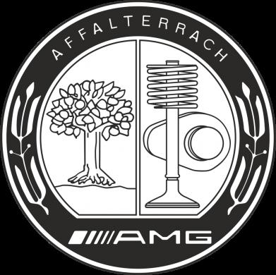 Принт Коврик для мыши AMG - FatLine