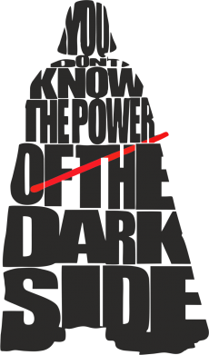 Принт Детская футболка You don't know the power of the dark side - FatLine