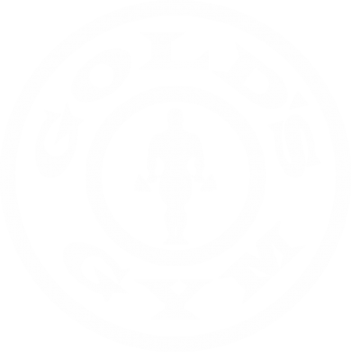 Принт Футболка Gold's Gym - FatLine
