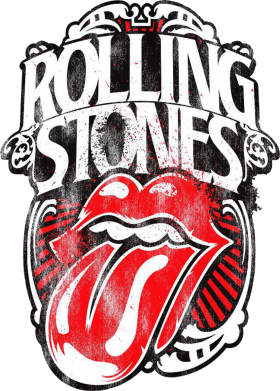 Принт Кружка 320ml Rolling Stones art - FatLine