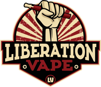 Принт Футболка Vape Liberation - FatLine