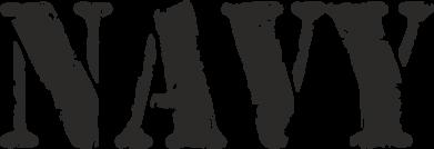 Принт Подушка NAVY - FatLine