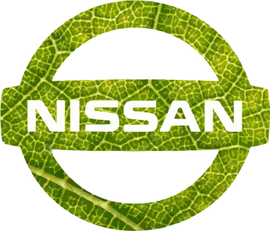 Принт Футболка Поло Green Line Nissan - FatLine