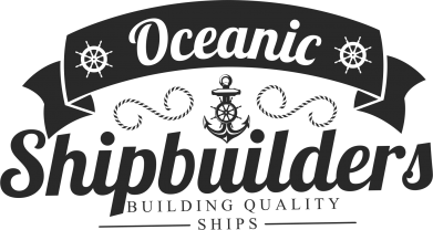 Принт Фартук Oceanic Shipbuilders - FatLine