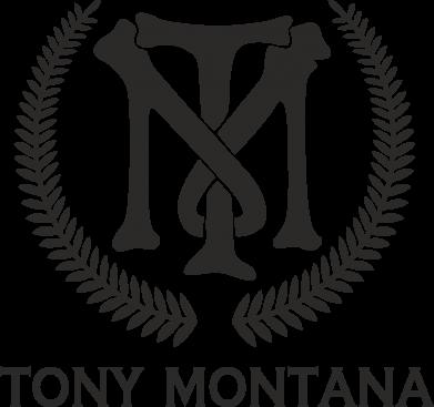 Принт Футболка з довгим рукавом Tony Montana Logo, Фото № 1 - FatLine