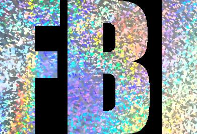 Принт Кепка FBI голограма, Фото № 1 - FatLine