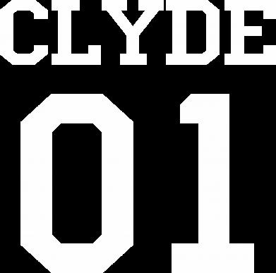 Принт Кепка Clyde 01, Фото № 1 - FatLine