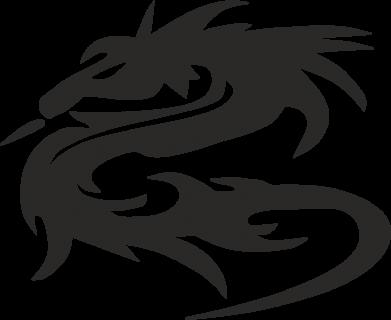 Принт Чоловіча толстовка Дракон, Фото № 1 - FatLine