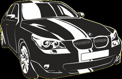 Принт Кепка BMW car, Фото № 1 - FatLine
