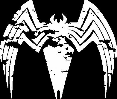 Принт Жіноча футболка Venom Spider, Фото № 1 - FatLine