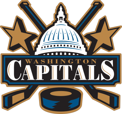 Принт Шапка Washington Capitals - FatLine