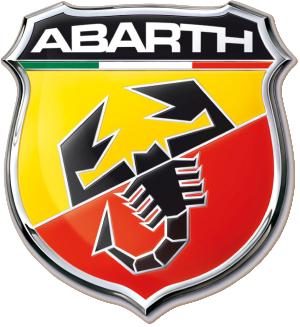 Принт Тельняшка с длинным рукавом FIAT Abarth - FatLine
