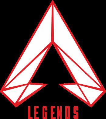 Принт Жіноча футболка Apex legends low poly, Фото № 1 - FatLine