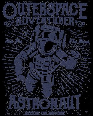 Принт Жіноча футболка Astronaut, Фото № 1 - FatLine