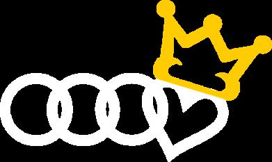 Принт Жіноча футболка Audi queen, Фото № 1 - FatLine