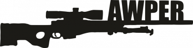 Принт Кружка двухцветная 420ml Aweper - FatLine