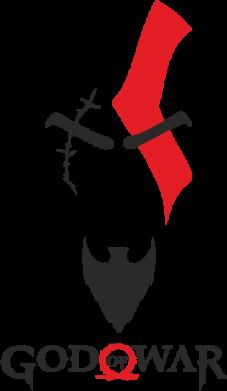 Принт Чехол для Samsung A6s Kratos - God of war, Фото № 1 - FatLine
