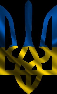 Принт Сумка Герб на фоні прапора - FatLine