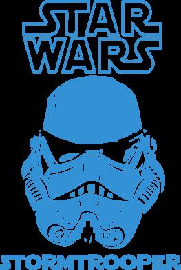 Принт Штаны STAR WARS - FatLine