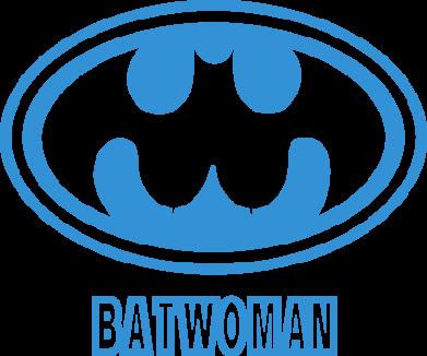 Принт Коврик для мыши Batwoman - FatLine