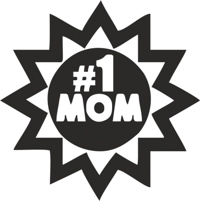 Принт Фартук # 1 MOM - FatLine