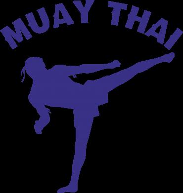 Принт Кружка 320ml Muay Thai - FatLine