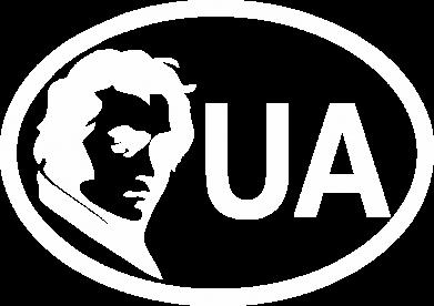 Принт Мужская толстовка на молнии Shevchenko UA - FatLine