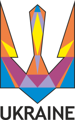Принт Мужская толстовка Цветной герб - FatLine