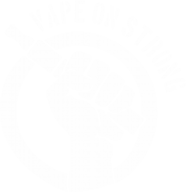 Принт Футболка Поло Vape on strong - FatLine