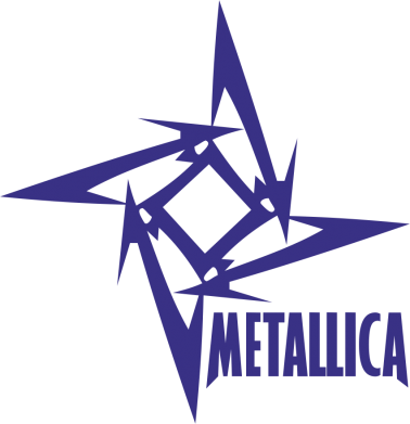 Принт Кружка 320ml Metallica Logotype - FatLine