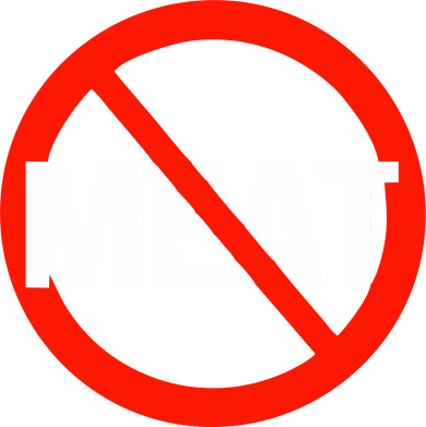 Принт Кепка No Meat - FatLine