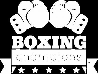 Принт Женская футболка поло Boxing Champions - FatLine