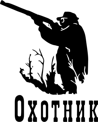 Принт Жіноча футболка з V-подібним вирізом Мисливець - FatLine