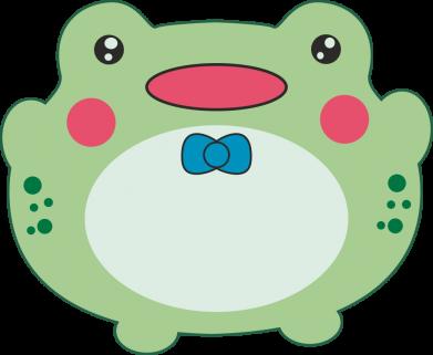 Принт Кружка 320ml Baby frog, Фото № 1 - FatLine