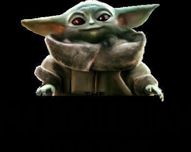 Принт Женская футболка Star Wars Yoda beby, Фото № 1 - FatLine