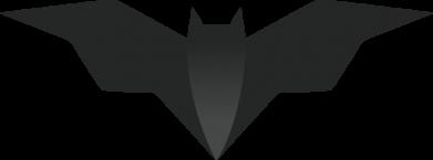 Принт Кепка Batman unusual logo, Фото № 1 - FatLine