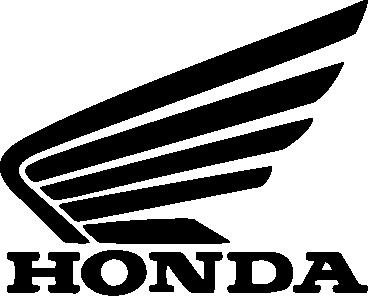 Принт Снепбек Honda - FatLine