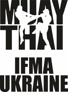 Принт Женская футболка Muay Thai IFMA Ukraine, Фото № 1 - FatLine