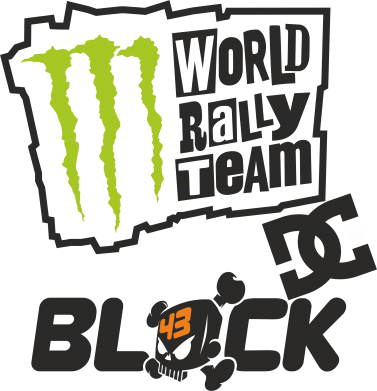 Принт Сумка Ken Block Monster Energy - FatLine