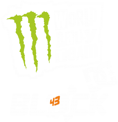 Принт Футболка Ken Block Monster Energy - FatLine