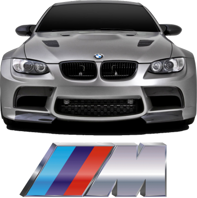 Принт Фартук BMW M Power Car - FatLine