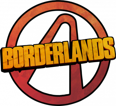 Принт Кружка 420ml Borderlands logotype, Фото № 1 - FatLine
