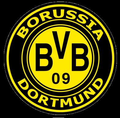 Принт Футболка Поло Borussia Dortmund - FatLine