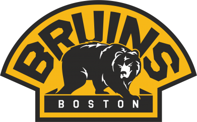 Принт Шапка Boston Bruins - FatLine
