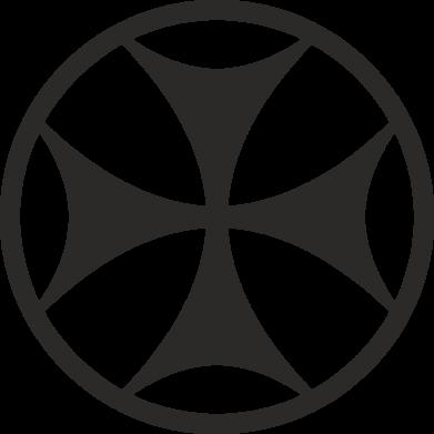 Принт Кепка-тракер Грузинский Крест - FatLine