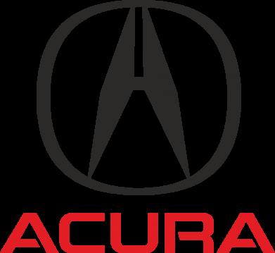 Принт Кружка эмалированная Acura, Фото № 1 - FatLine
