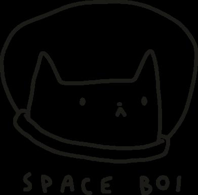 Принт Кружка 320ml Space boi, Фото № 1 - FatLine